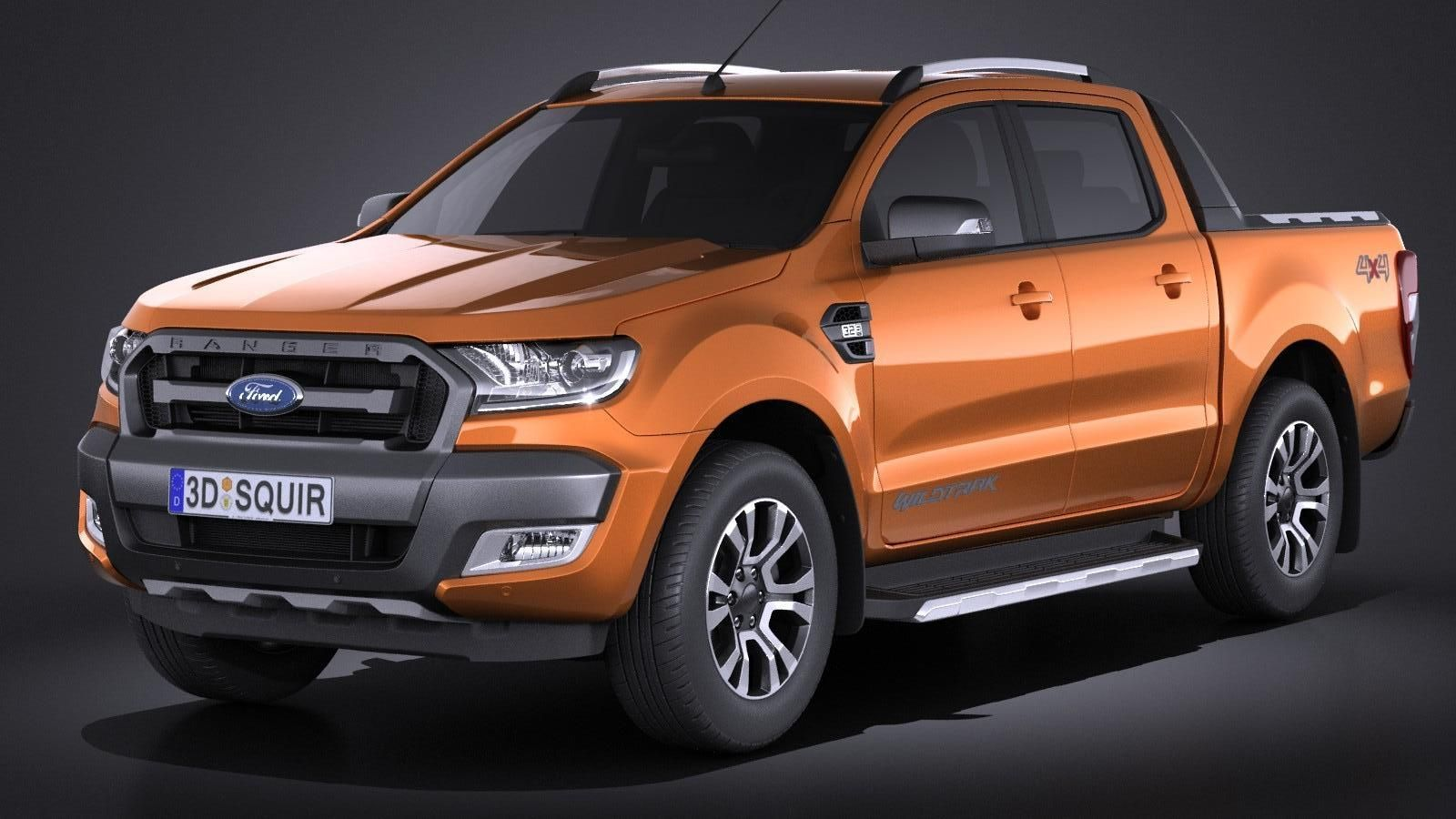 NEW FORD RANGER 2017 WALLPAPER (11282) - Freefuncar.com