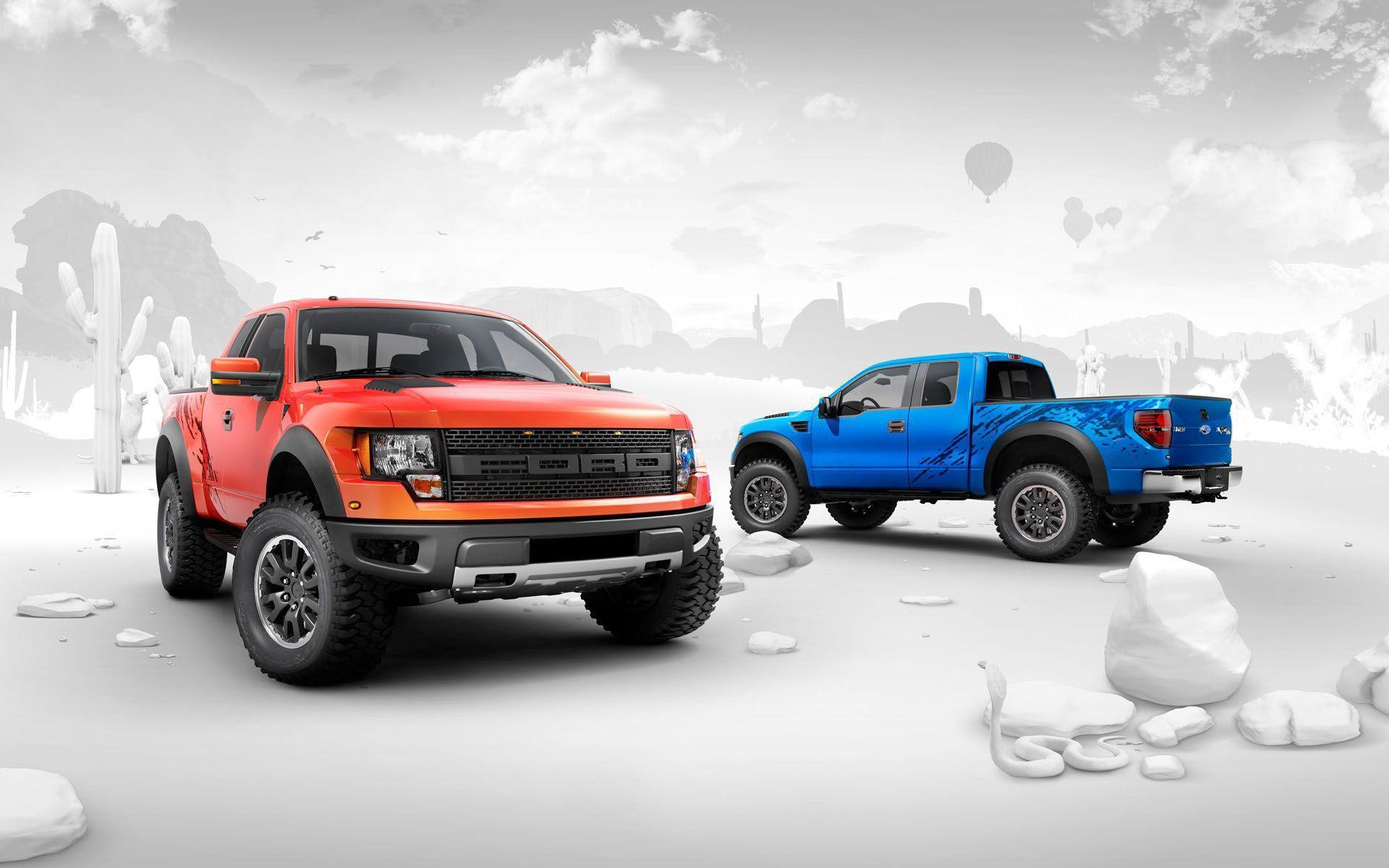 50 Ford Raptor HD Wallpapers | Backgrounds - Wallpaper Abyss
