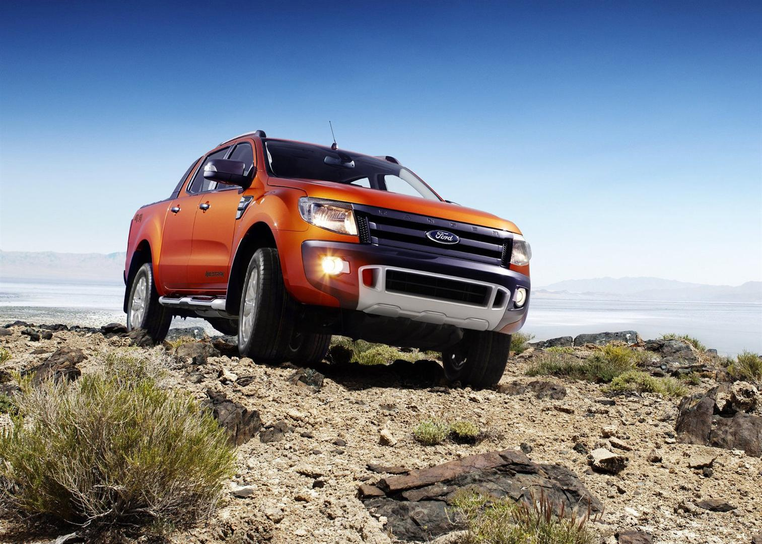 2018 Ford Ranger Fx4 Malaysia - Ausi SUV Truck 4WD