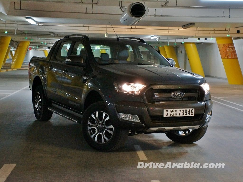First drive: 2016 Ford Ranger WildTrak in the UAE | Drive Arabia