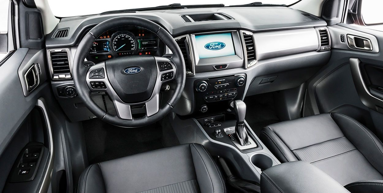 2018 Ford Ranger | Interior Wallpaper | Car Release Preview