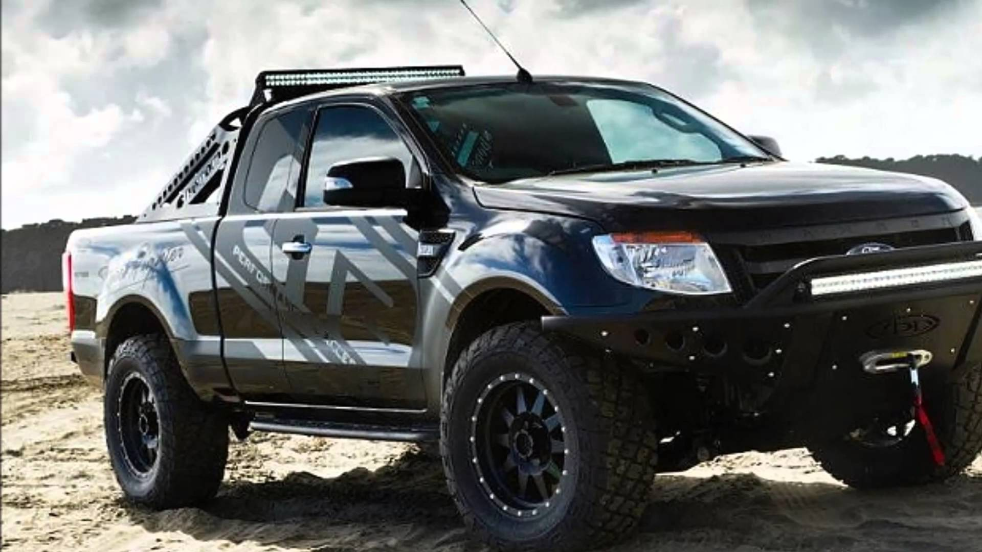 Ford Ranger 2018 FREE Pictures on GreePX