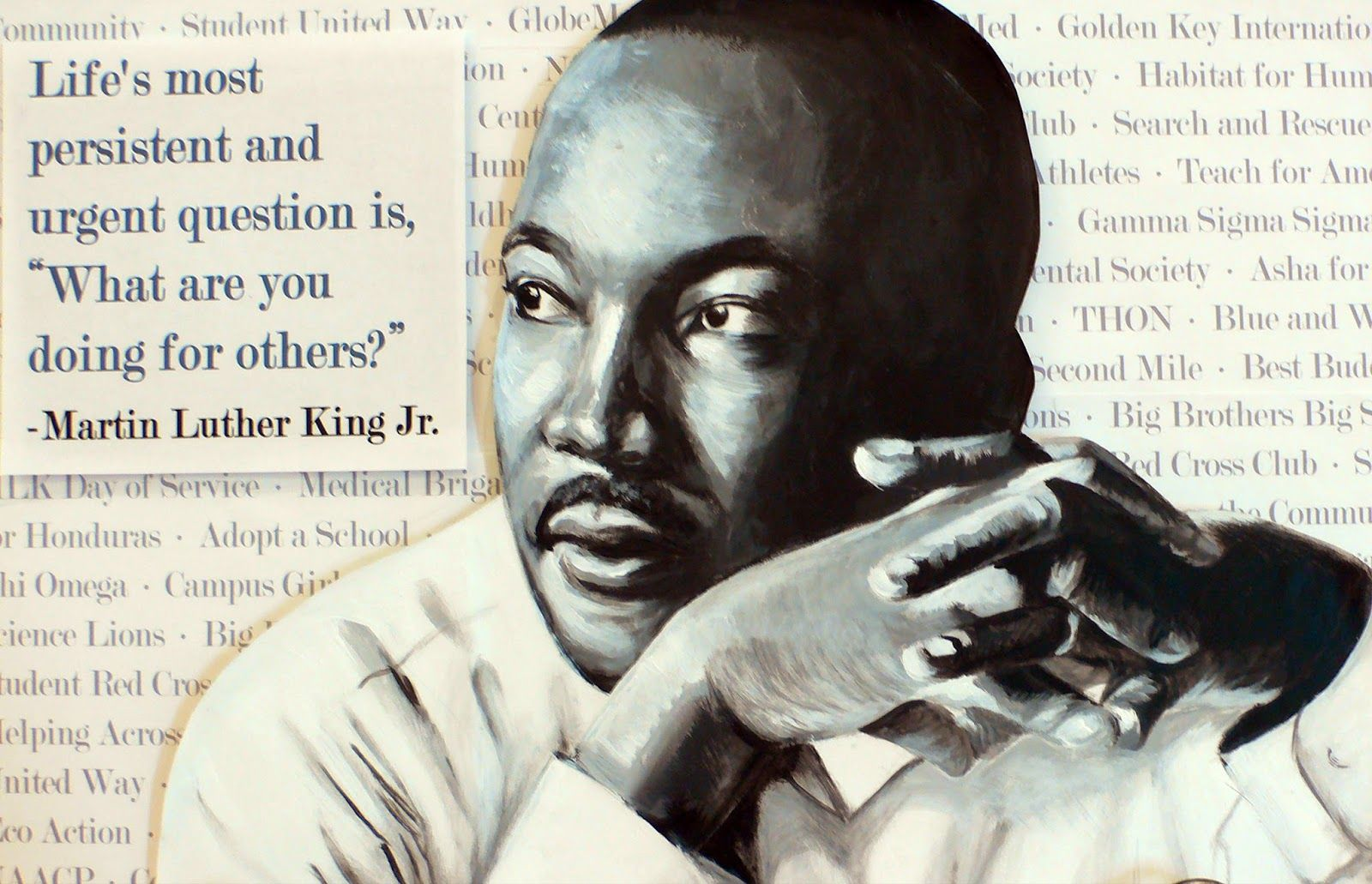Mlk Wallpaper - The Wallpaper