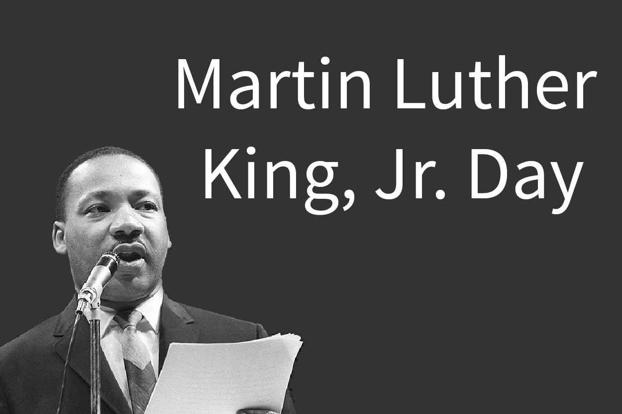 Wonderfull Martin Luther King Jr Day 2018 | tianyihengfeng|Free ...
