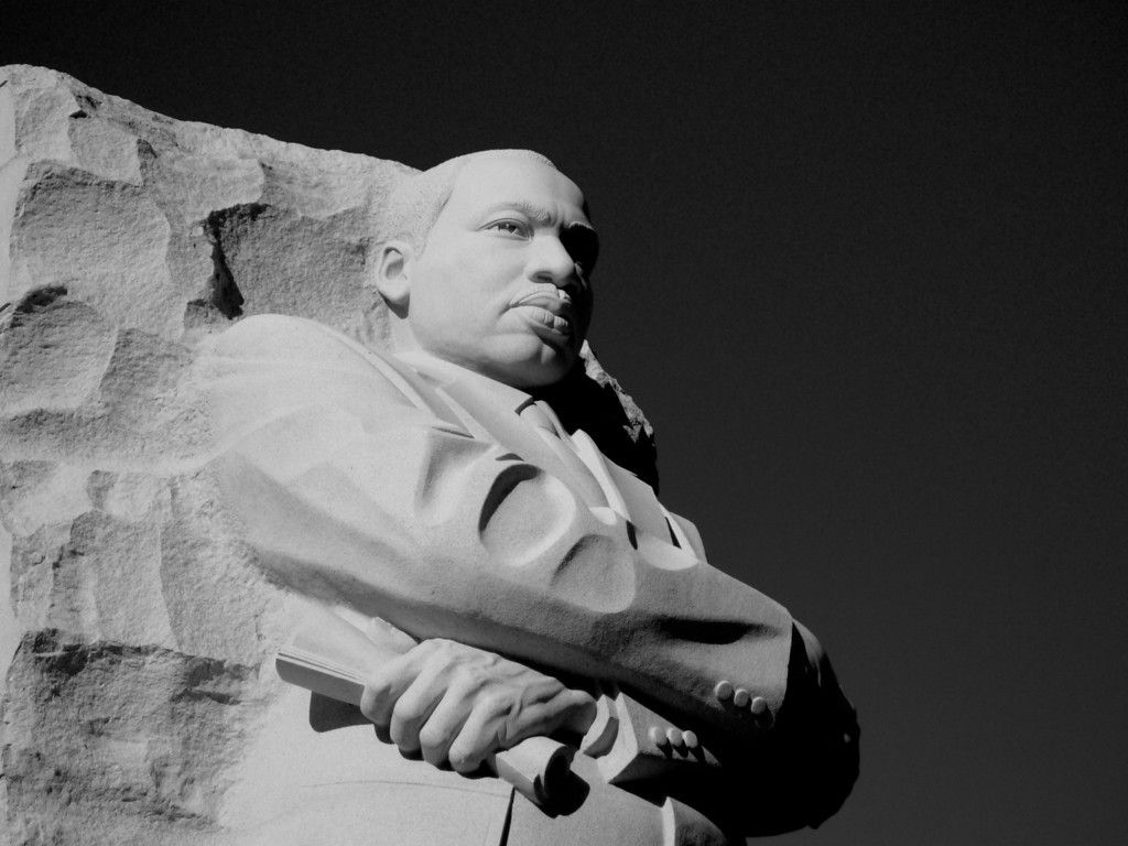 Photo Essay - Martin Luther King Memorial