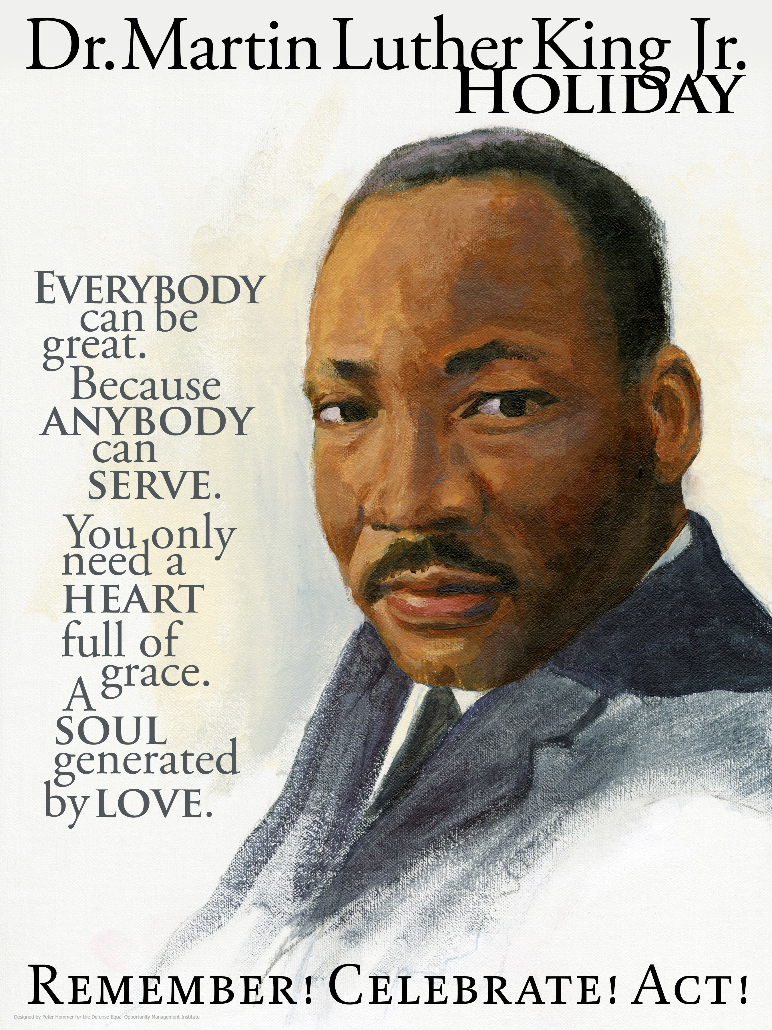 Best Martin Luther King Jr Day Federal Holiday | tianyihengfeng ...