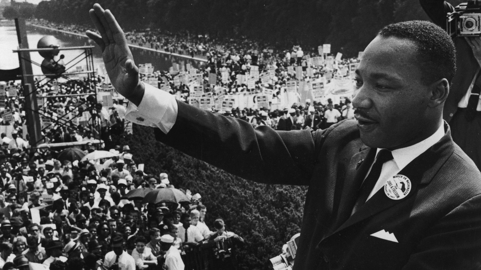 By the numbers: Martin Luther King Jr. Day - CNN