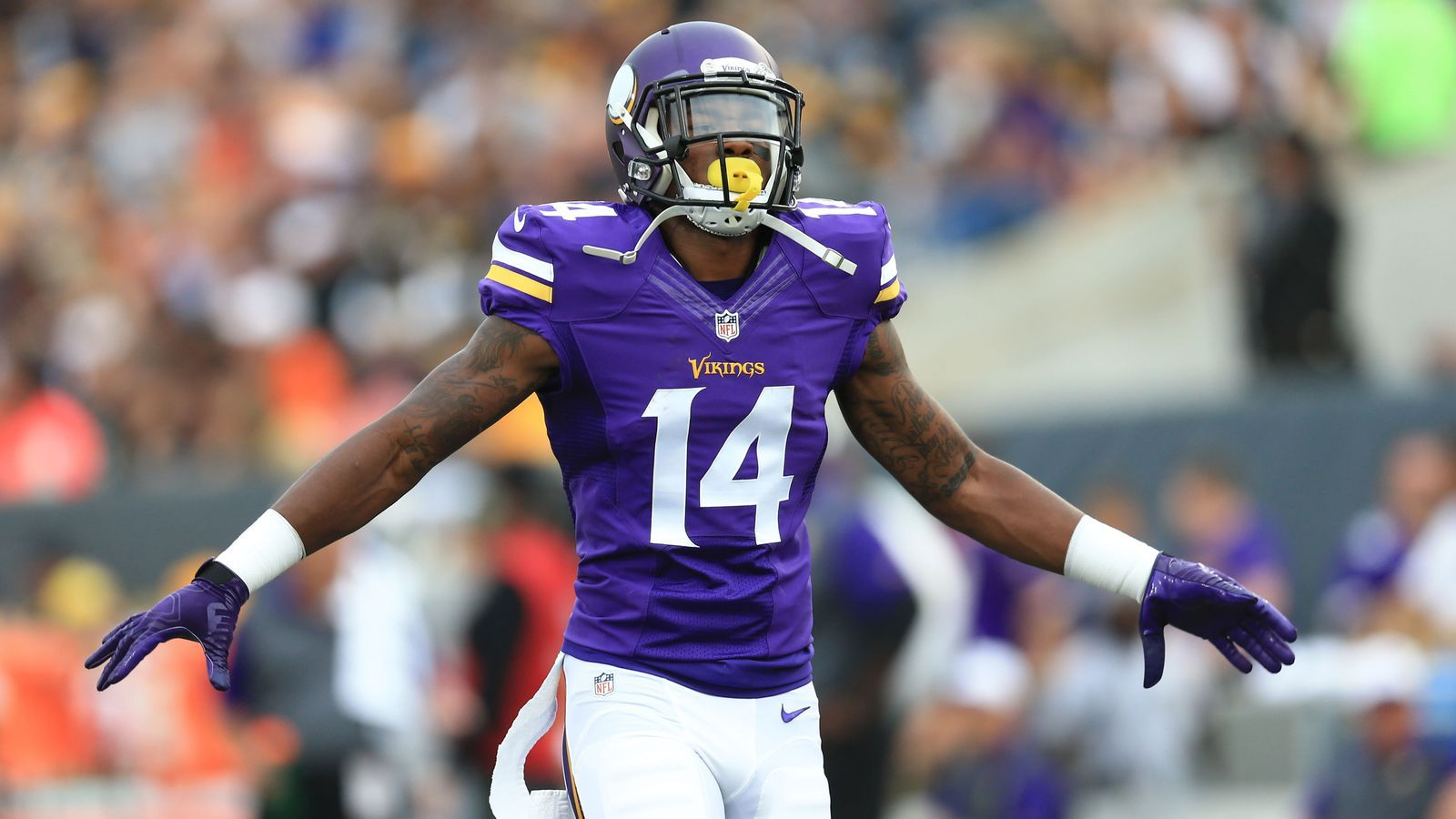 Stefon Diggs FREE Pictures on GreePX