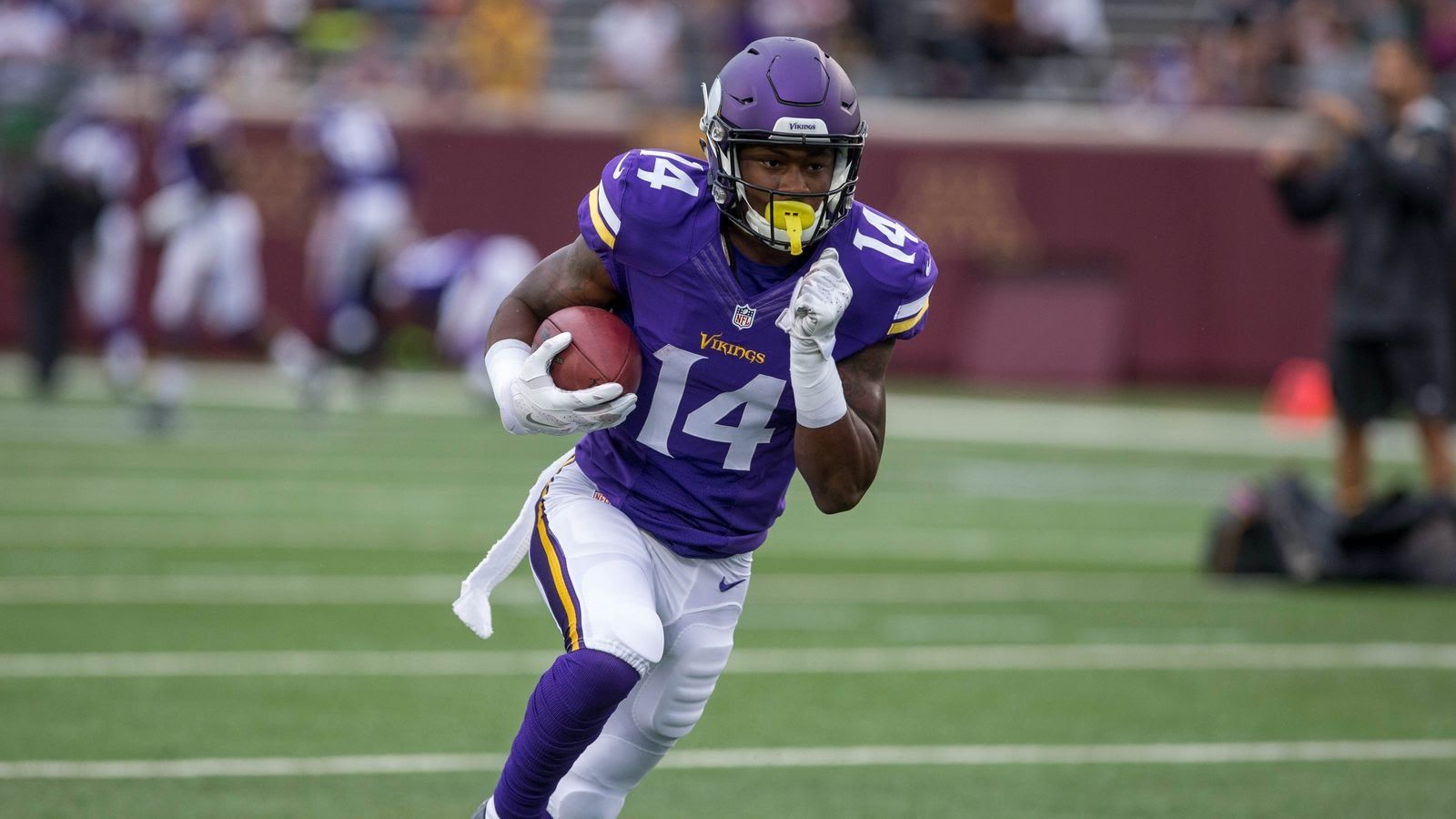 Time to get Stefon Diggs in Your Starting Lineup | The Sports Journal