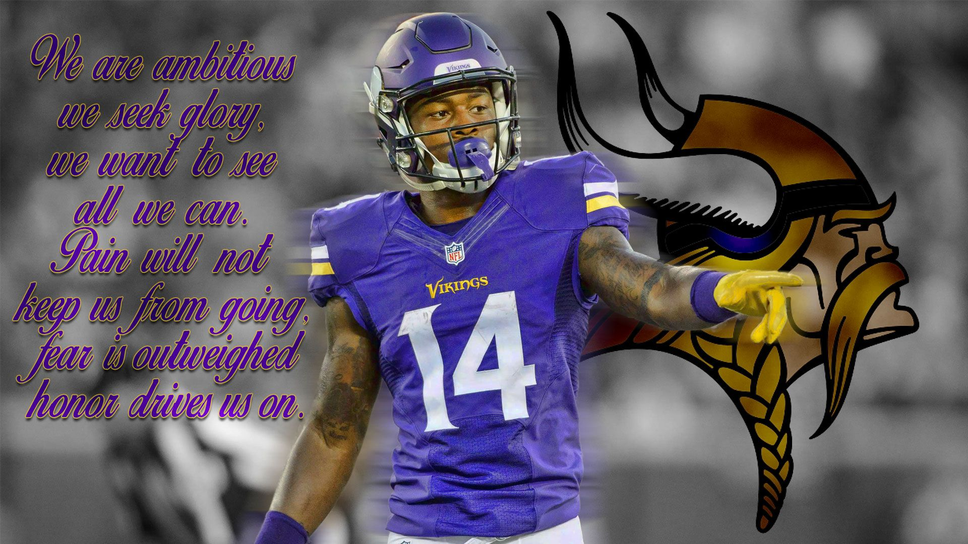 Minnesota Vikings Wallpaper - The Wallpaper