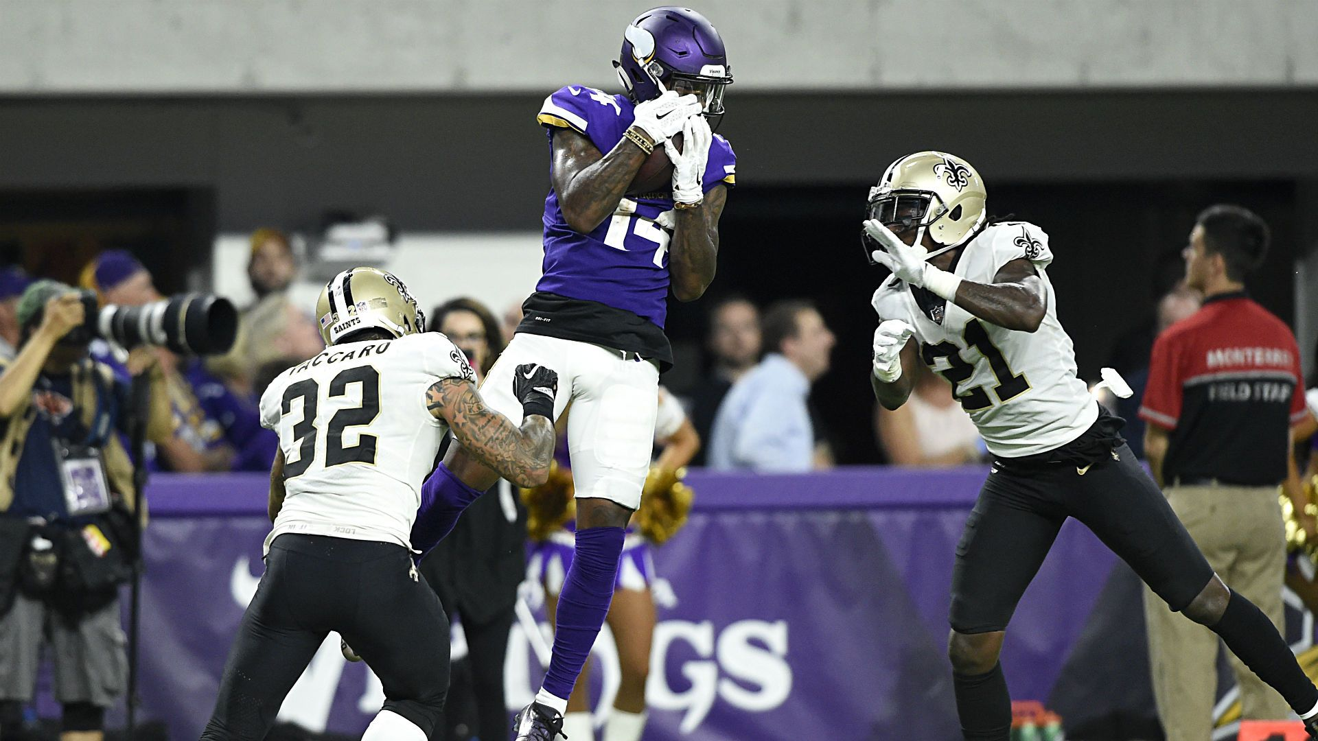 If Vikings start rolling in 2017, remember the spark Stefon Diggs ...