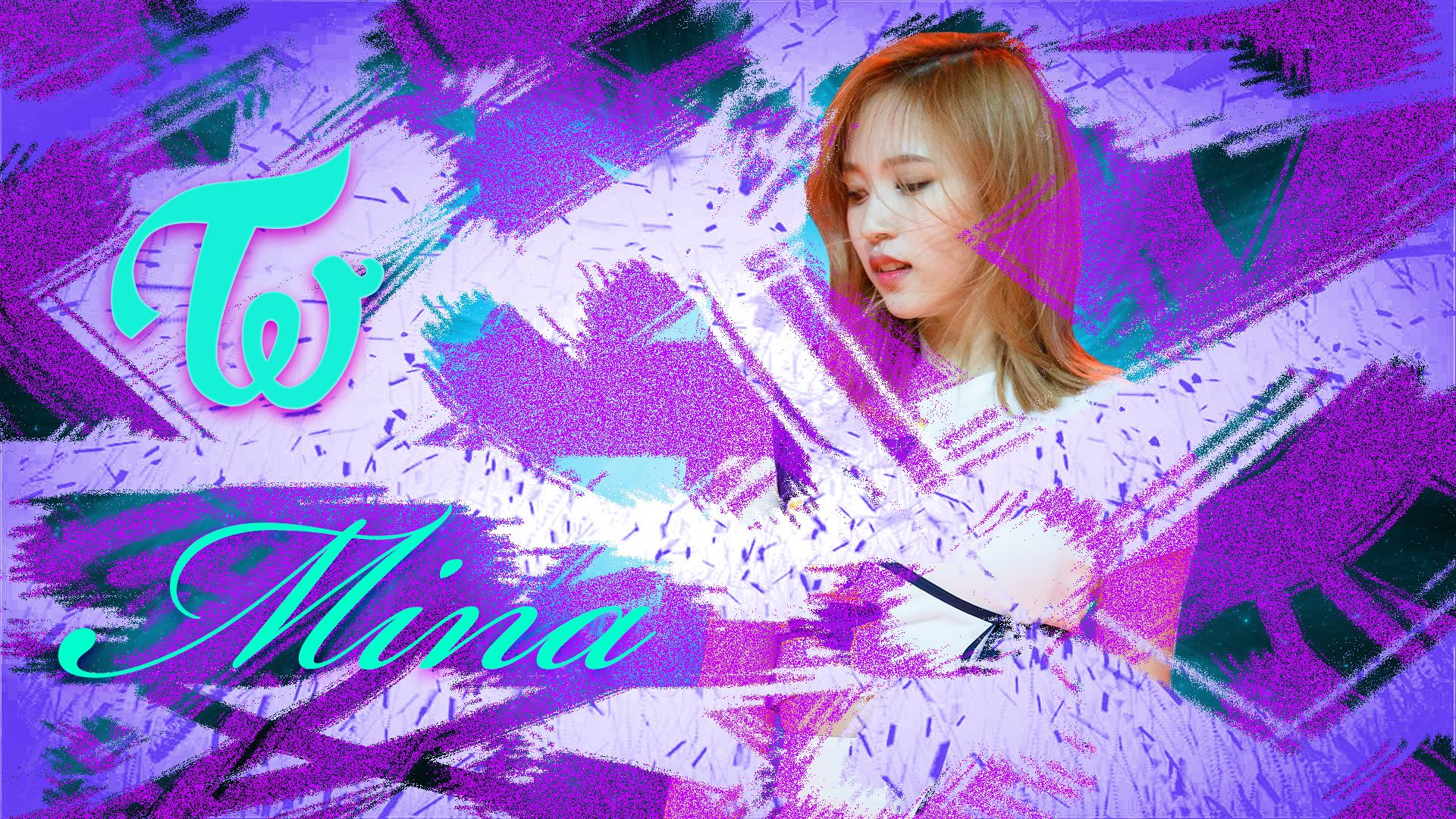 Mina Wallpaper by oncefortwice on DeviantArt