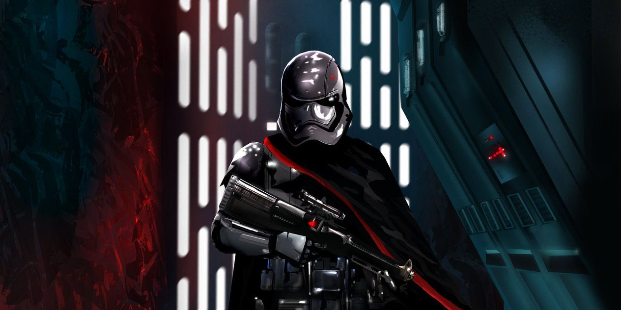 The Force Awakens - Captain Phasma by TacoSauceNinja on DeviantArt