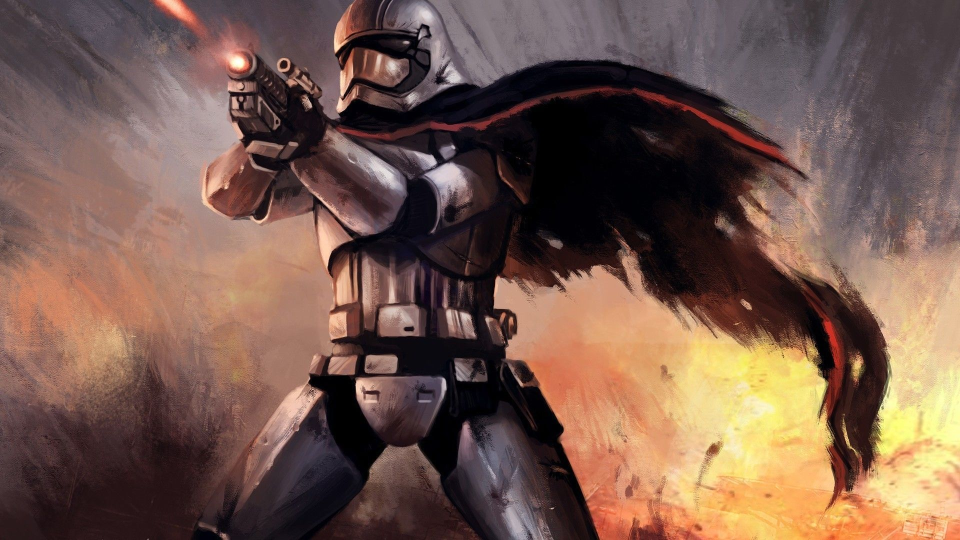 Captain Phasma wallpaper ·① Download free cool HD backgrounds for ...