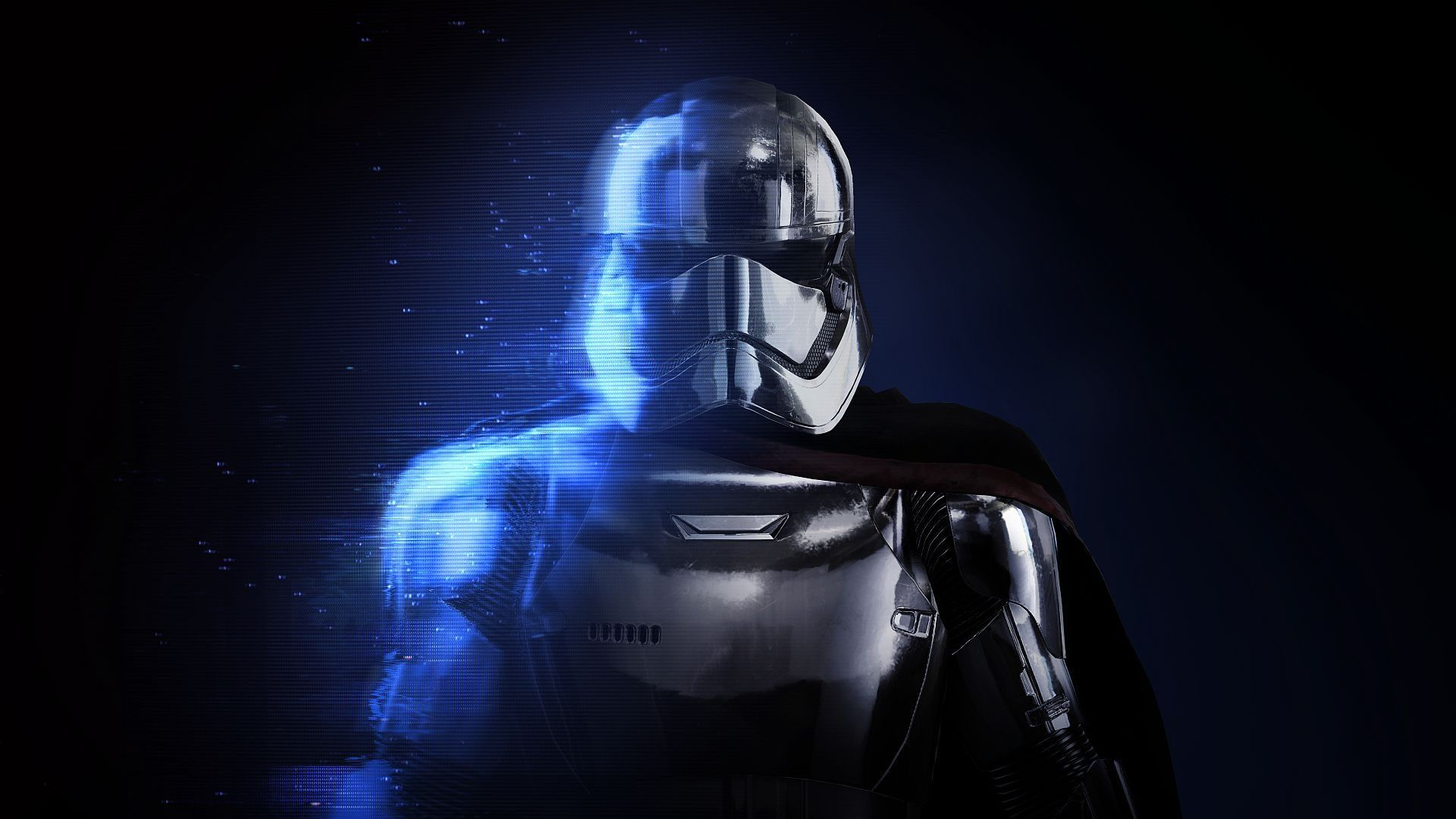 Wallpaper Captain Phasma, Star Wars Battlefront II, HD, Games, #11120