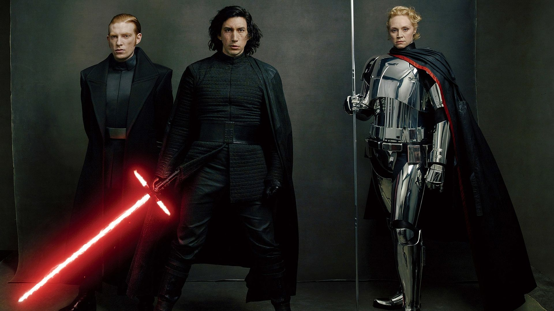 General Hux, Kylo Ren, Captain Phasma Photography - ID: 42007 ...