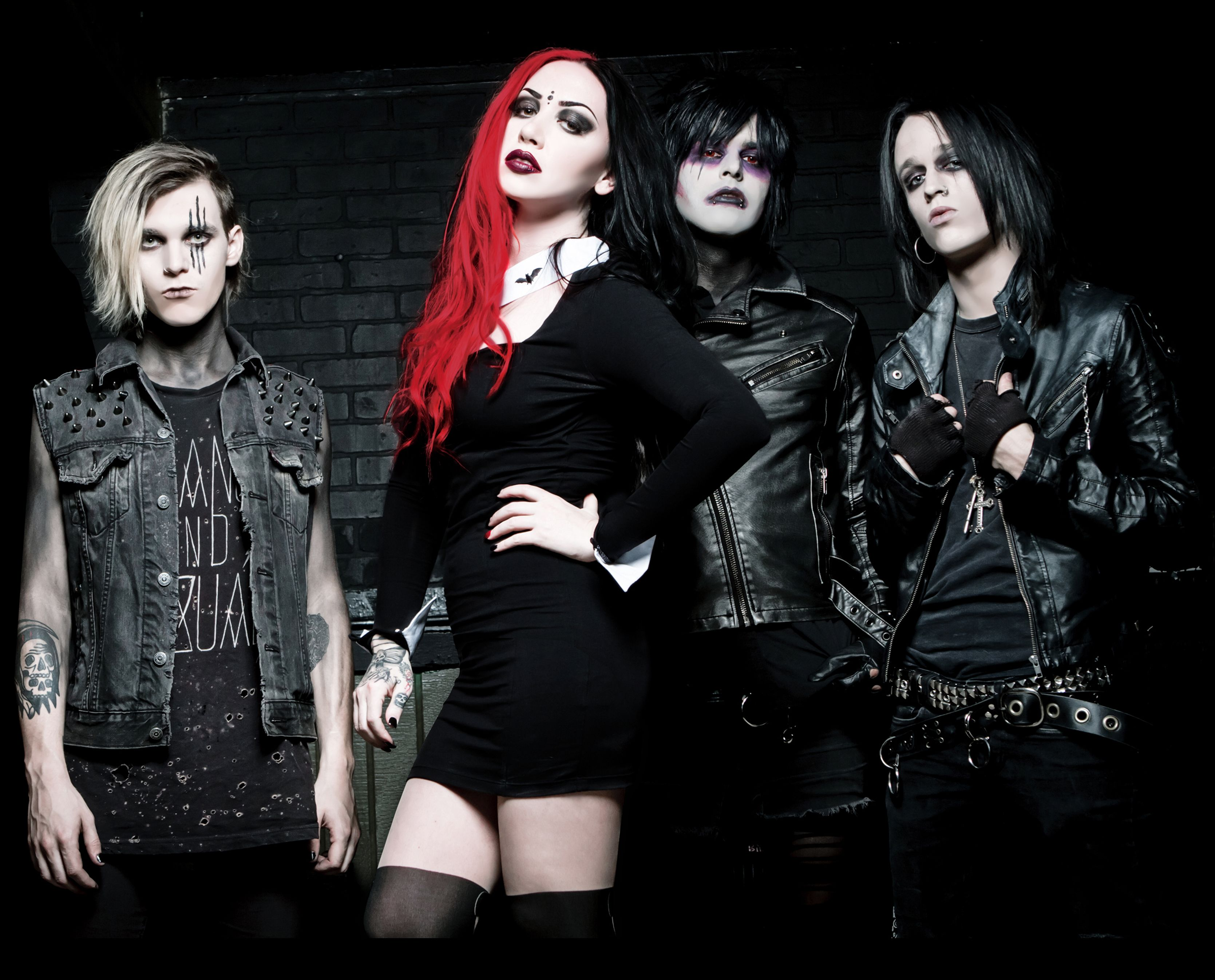 NEW YEARS DAY * GET SCARED * EYES SET TO KILL * THE RELAPSE ...