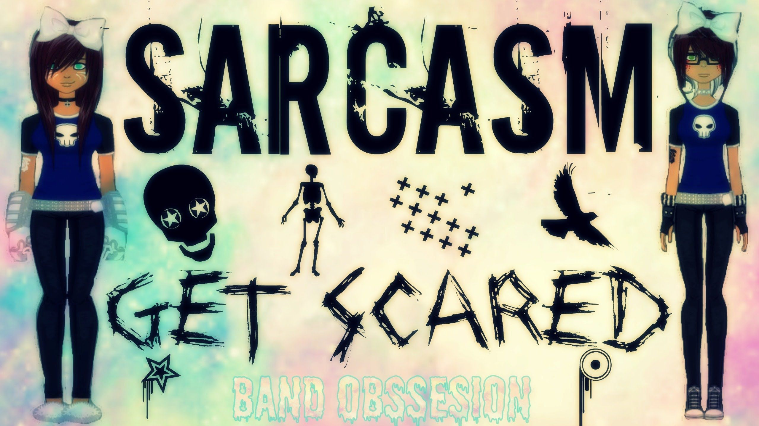 Sarcasm - Get Scared (ourWorld MV♥) - YouTube