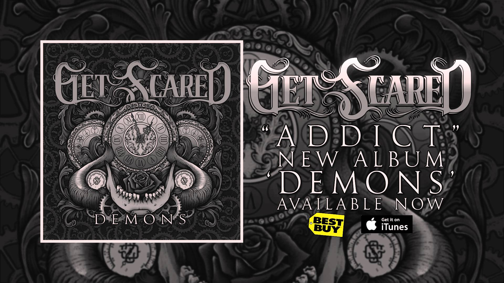 Get Scared - Addict - YouTube