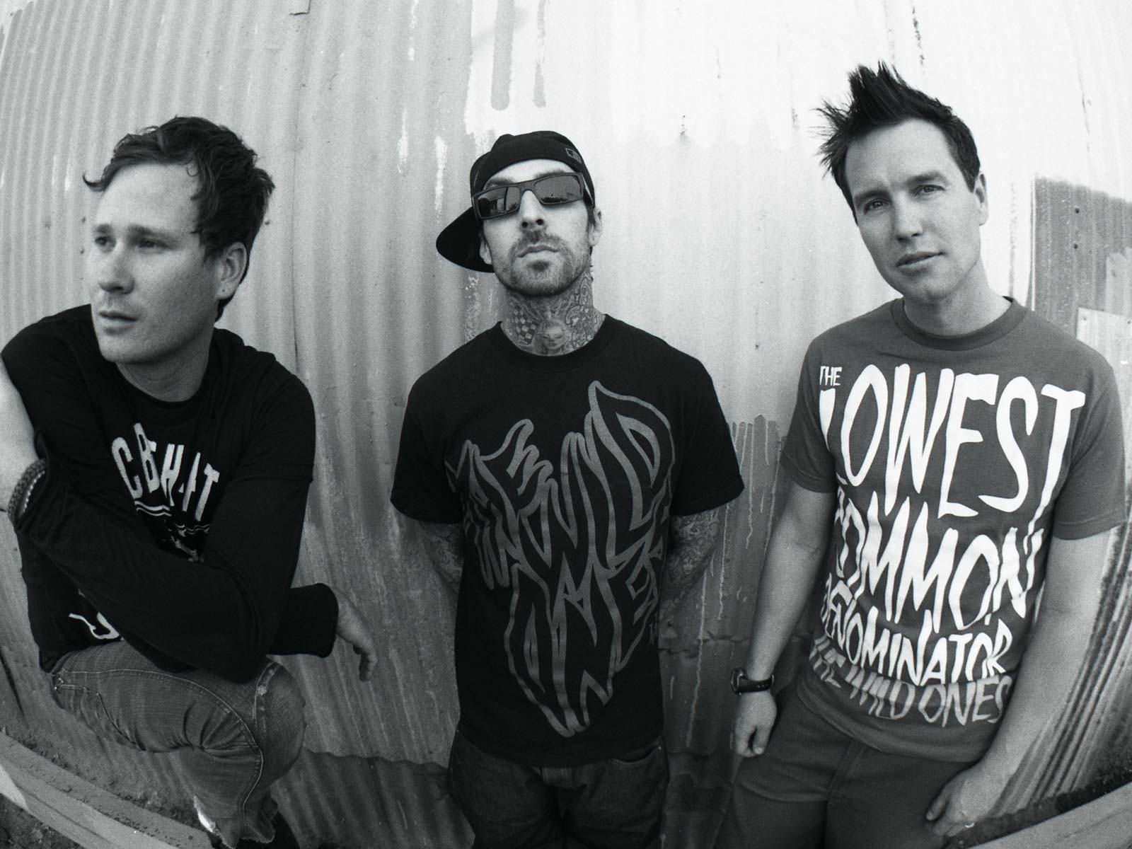 Blink 182 Wallpaper (44) - WujinSHike.com