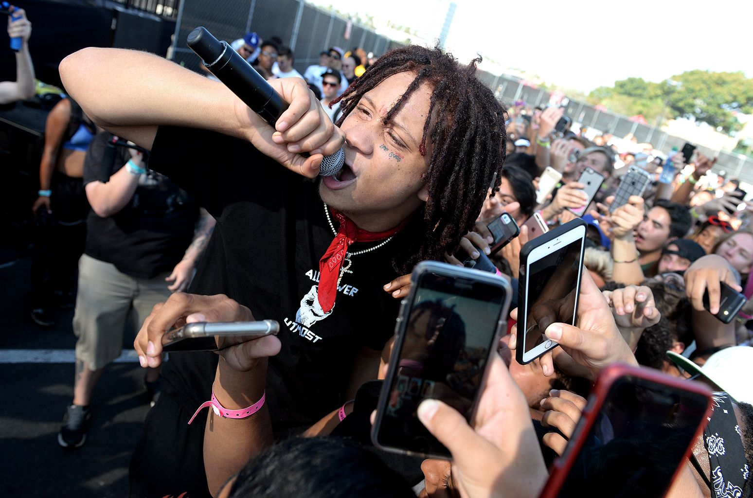 Trippie Redd Talks Lil Wayne Co-Sign & Why He Hates Being Called a ...