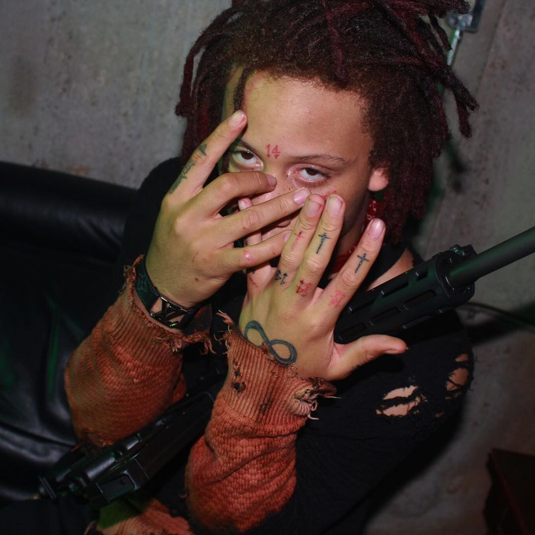 Trippie Redd Trap Star - WallsKid
