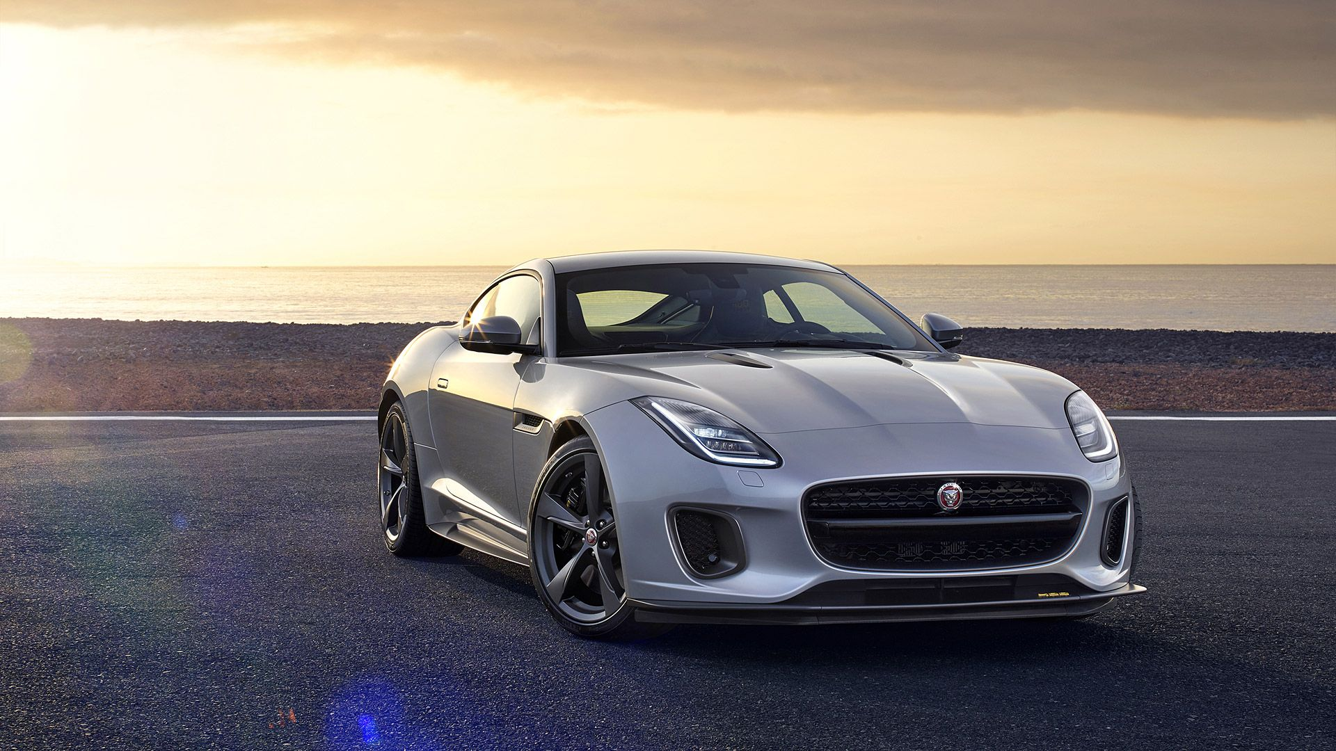 2018 Jaguar F-Type Wallpapers & HD Images - WSupercars