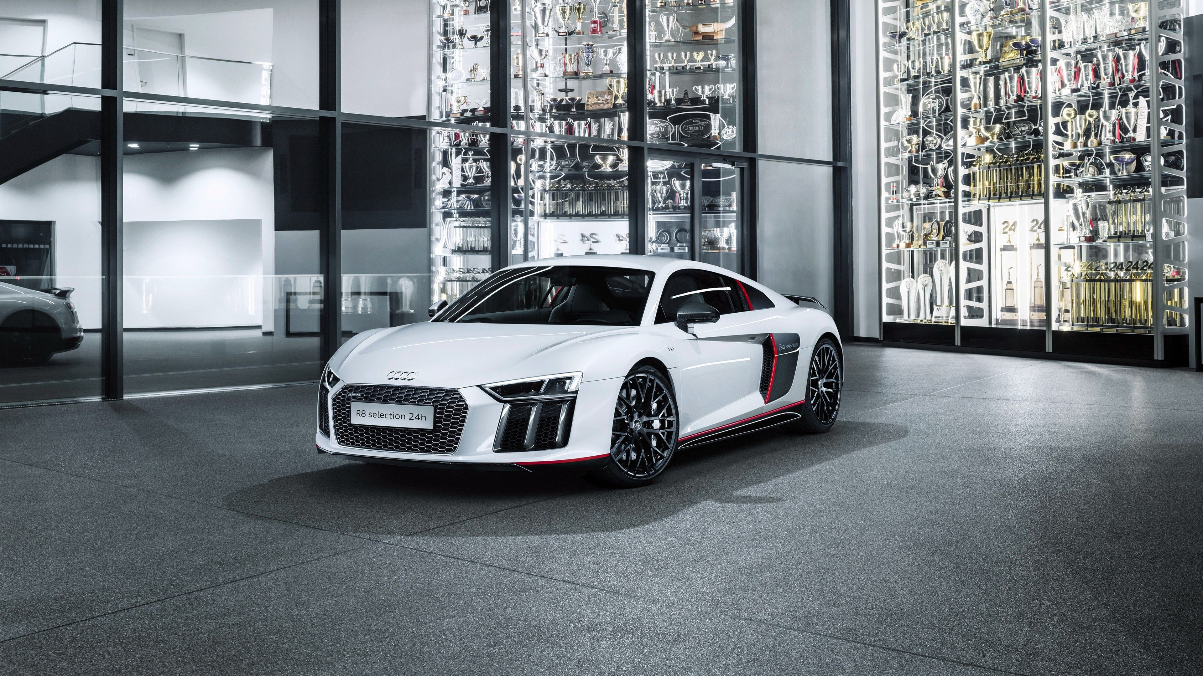 Audi R8 Spyder 2018 Wallpaper ·①