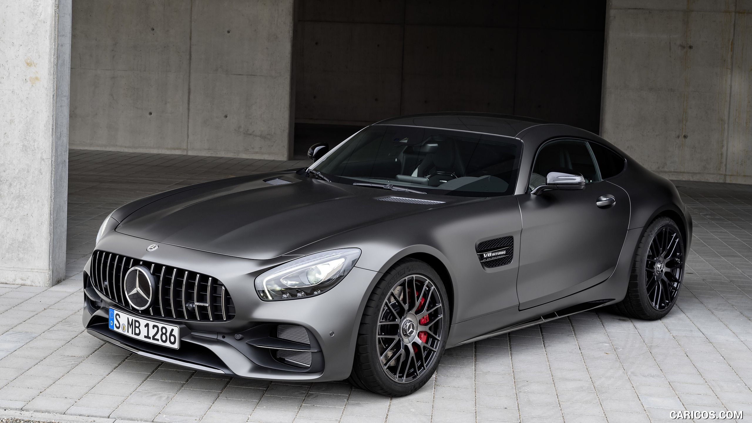 2018 Mercedes-AMG GT C Edition 50 Wallpaper | Wallpaper ...