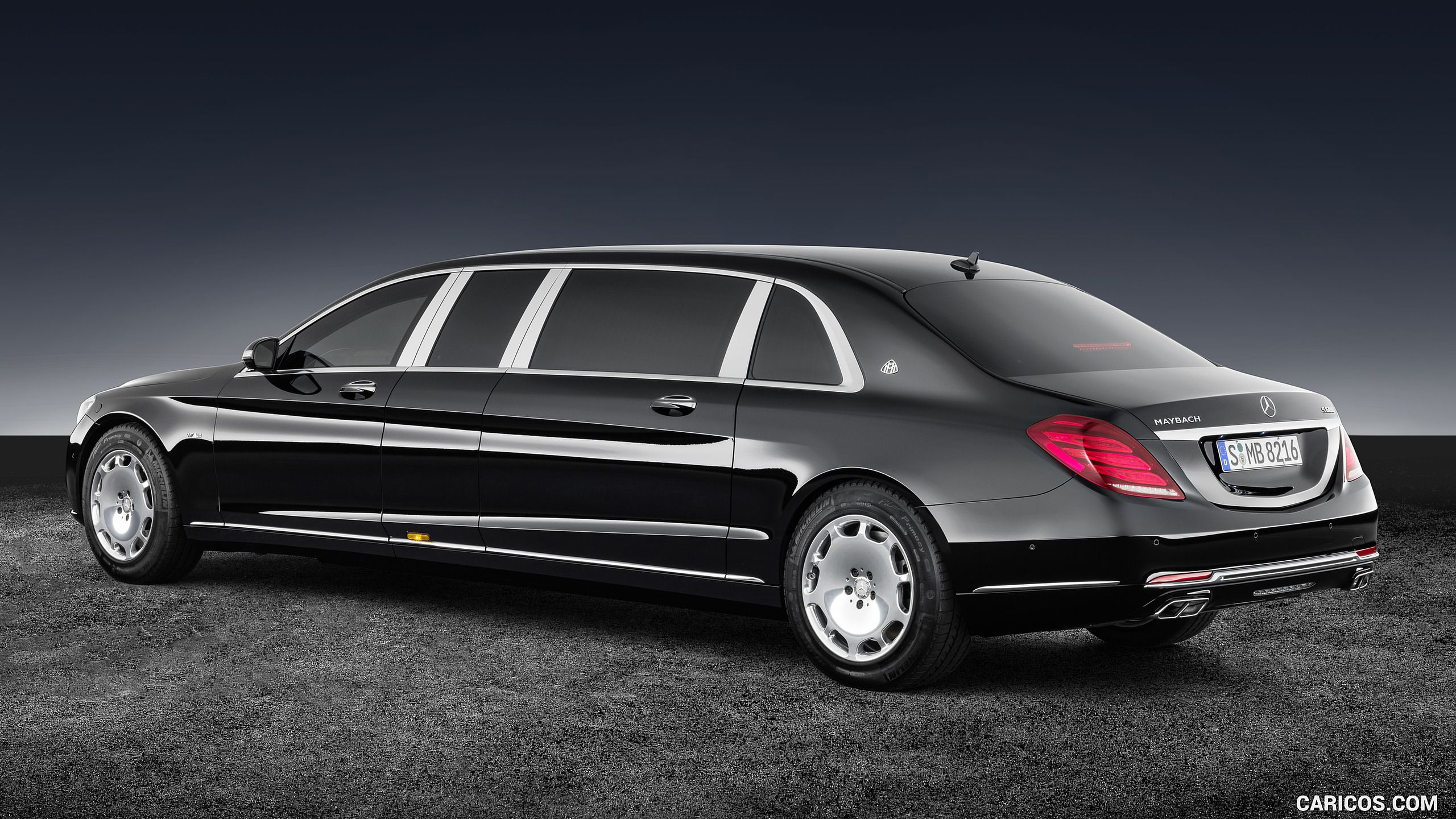 2018 Mercedes-Maybach S 600 Pullman Guard Wallpaper | germany cars ...