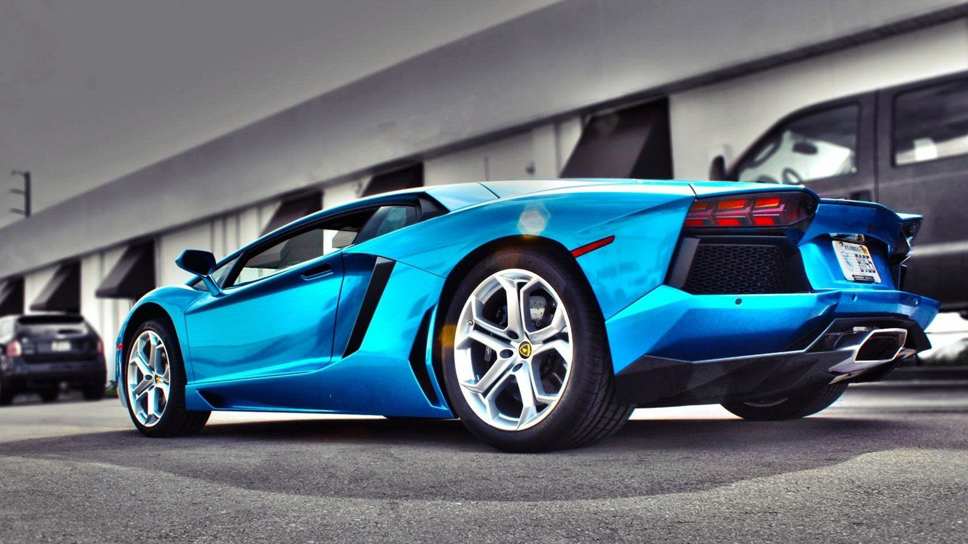 Blue Lamborghini Wallpapers Background | Vehicles Wallpapers ...
