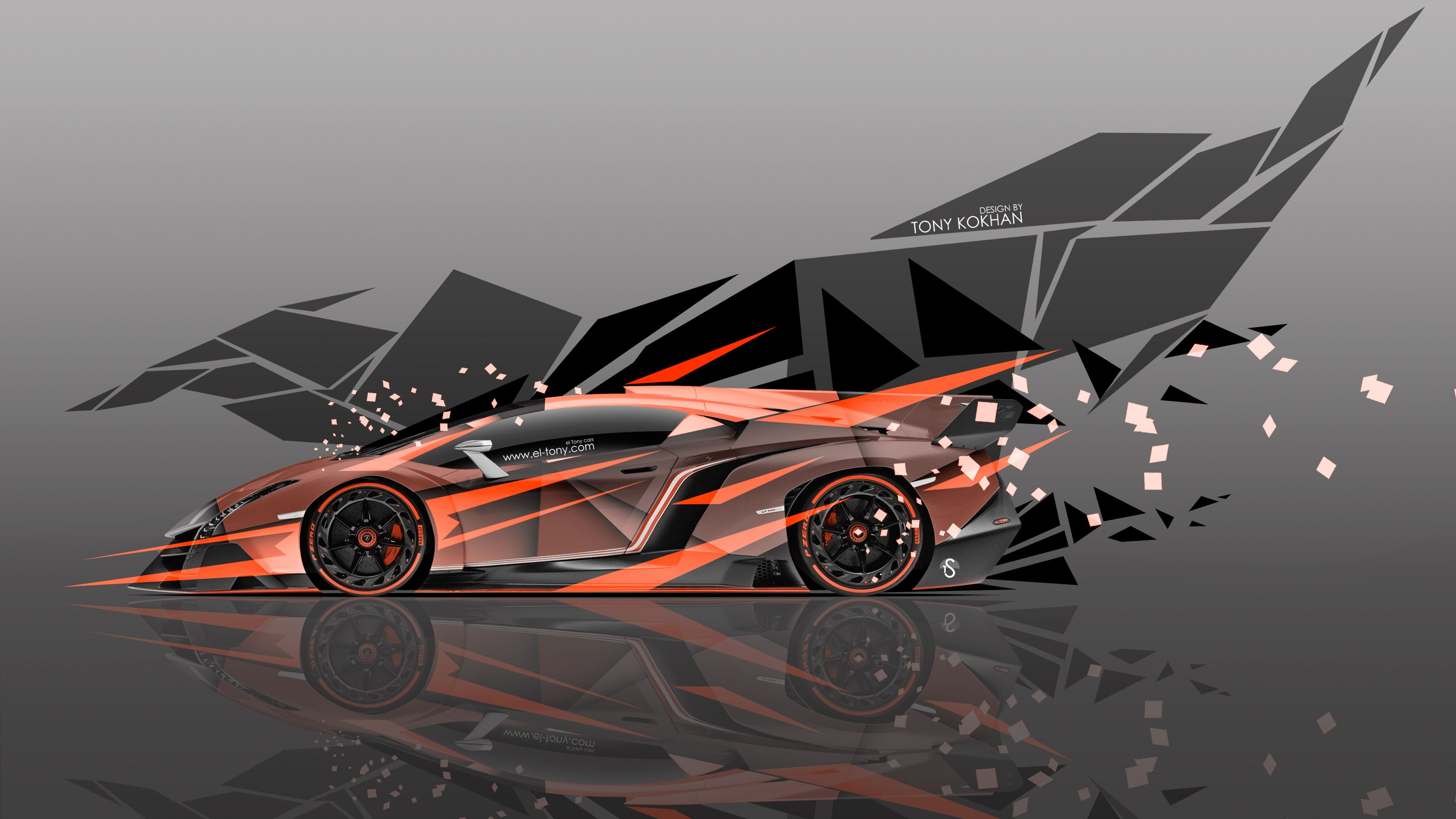 Lamborghini-Veneno-Side-Super-Abstract-Transformer-Aerography-Car ...