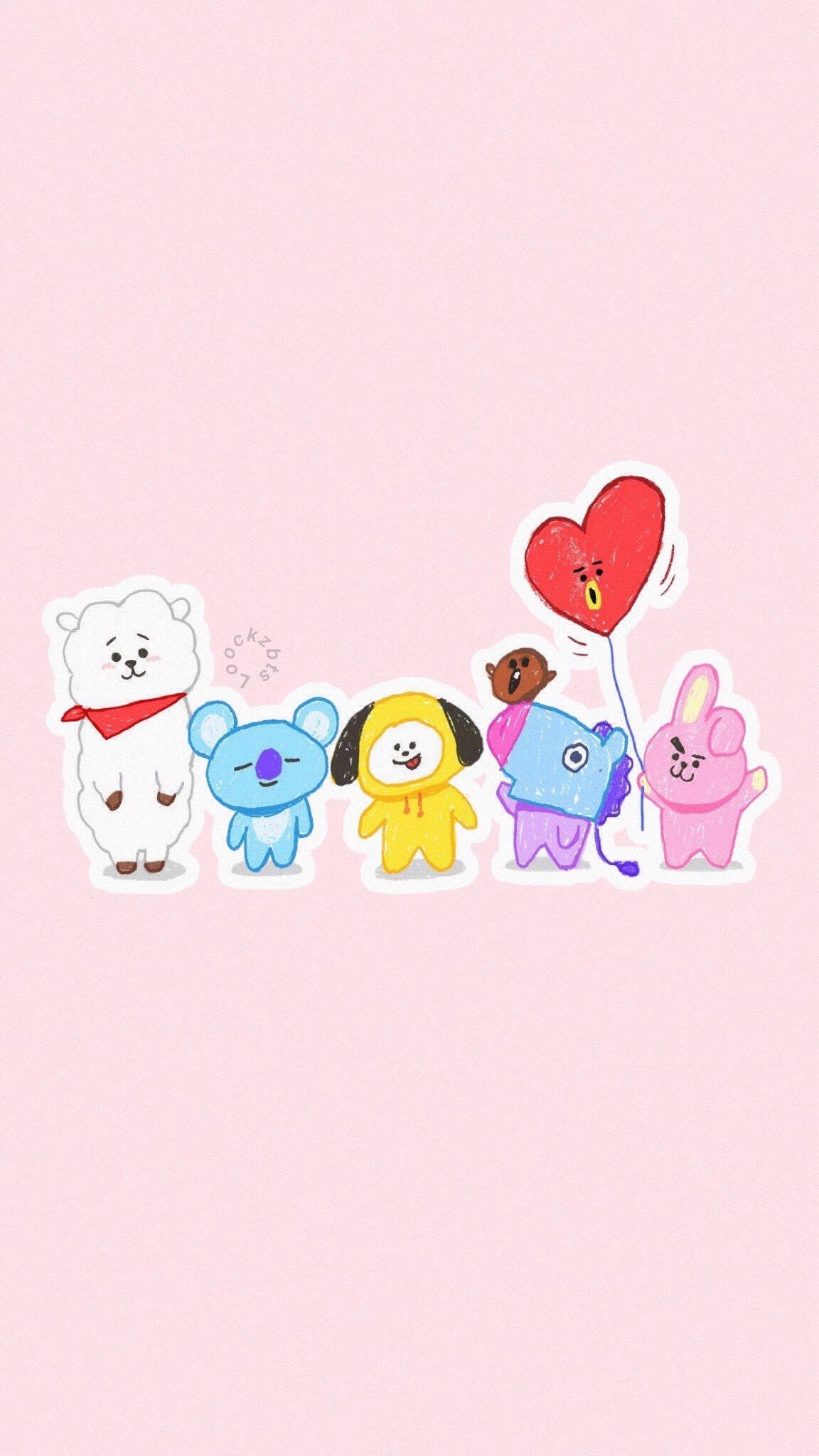 ❤ ❤ ❤ #bts #bt21 | BTS love | Pinterest | BTS, Wallpaper ...