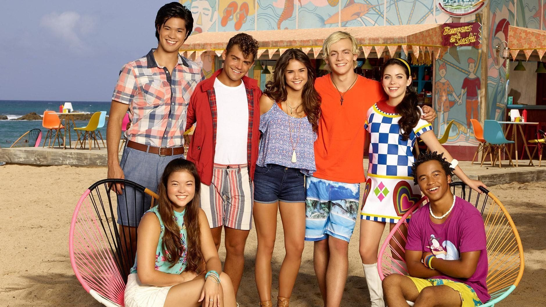 1 Teen Beach 2 HD Wallpapers | Backgrounds - Wallpaper Abyss