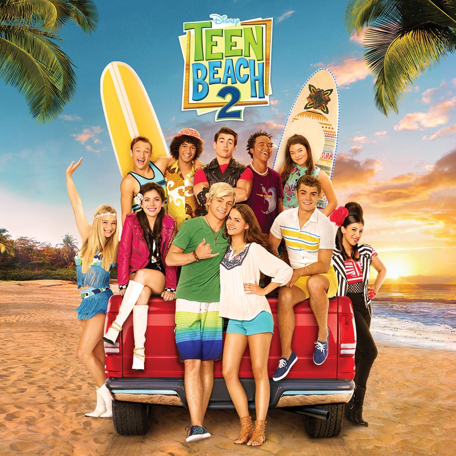 Wallpapers For Teen Beach Movie Cast Wallpapers | www ...