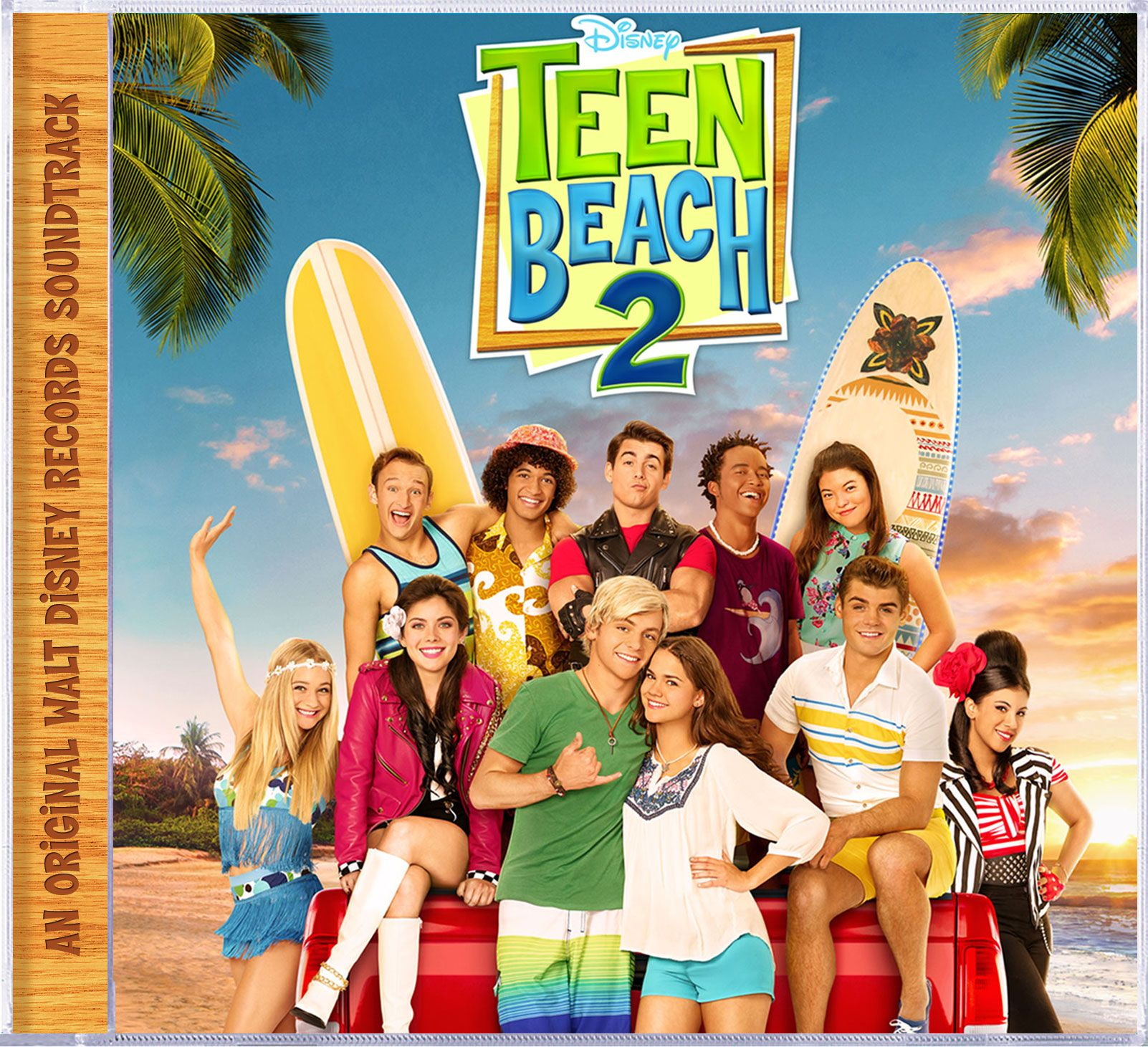Lela Teen Beach Movie Wallpaper - WallsKid
