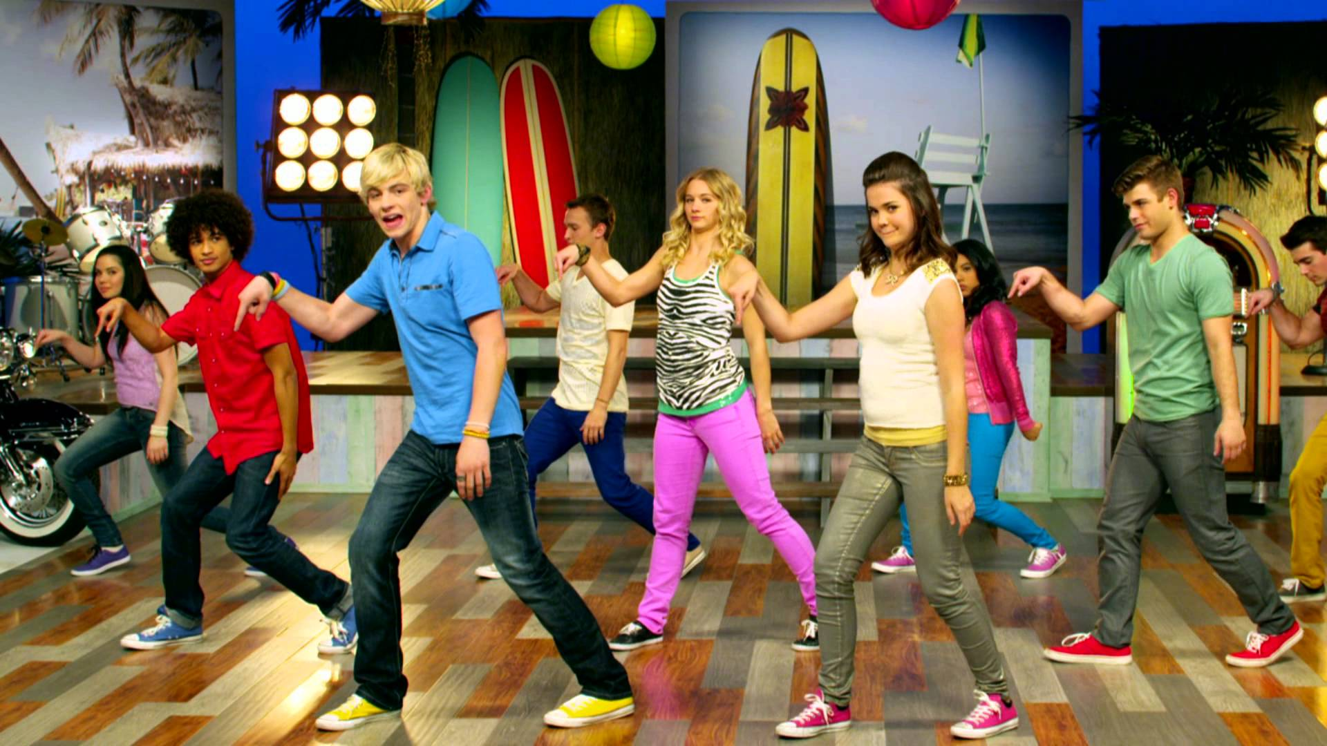Teen Beach Movie - Apprends la chorégraphie de Surf's Up ! | teen ...