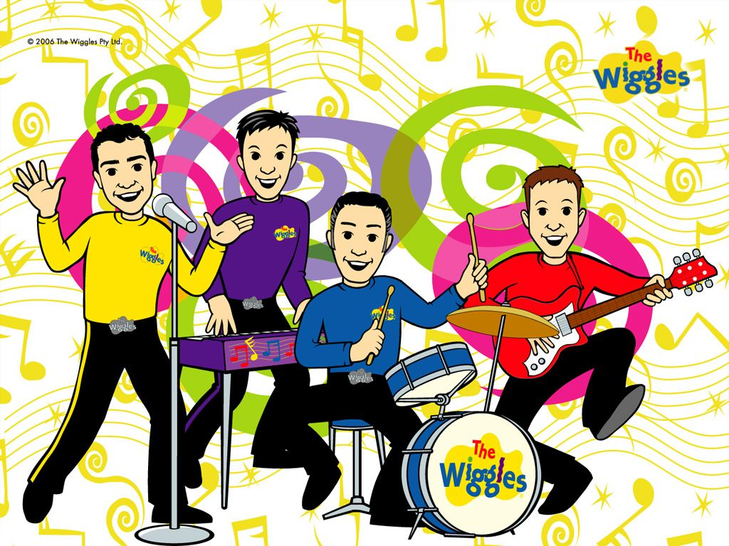 Wiggles Wallpapers | 2016 Wiggles HDQ Wallpapers