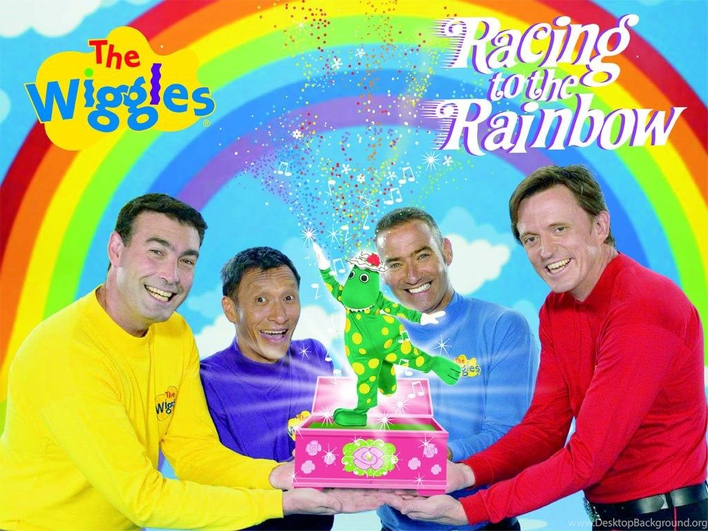 The Wiggles Rasing To The Rainbow THE WIGGLES Wallpapers ...