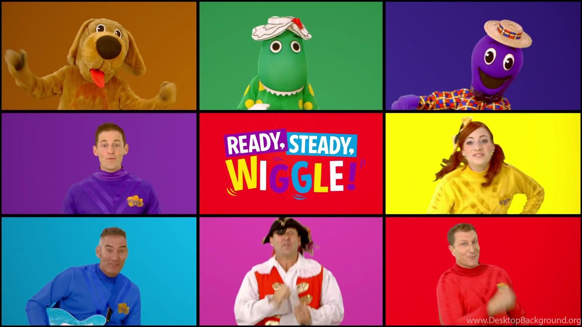 The Wiggles & They're Friends THE WIGGLES Wallpapers (26855360 ...