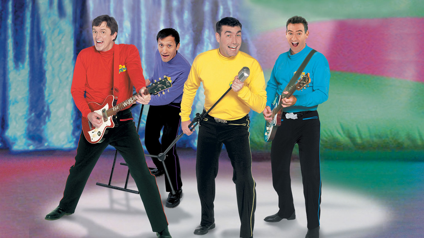 Wallpapers For The Wiggles Guitars Wallpaper | www.showallpapers.com