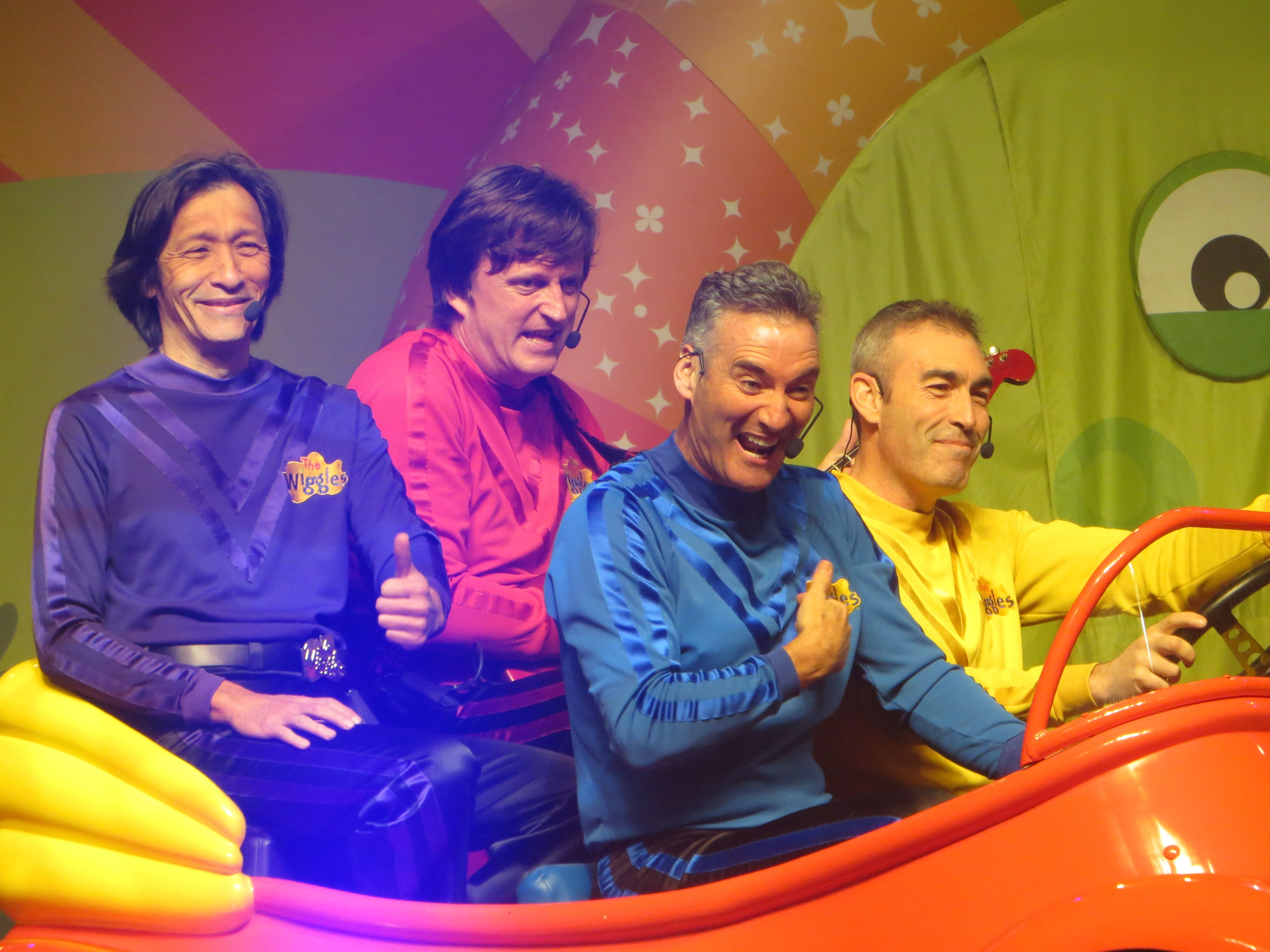 The Wiggles – Motherless Moments