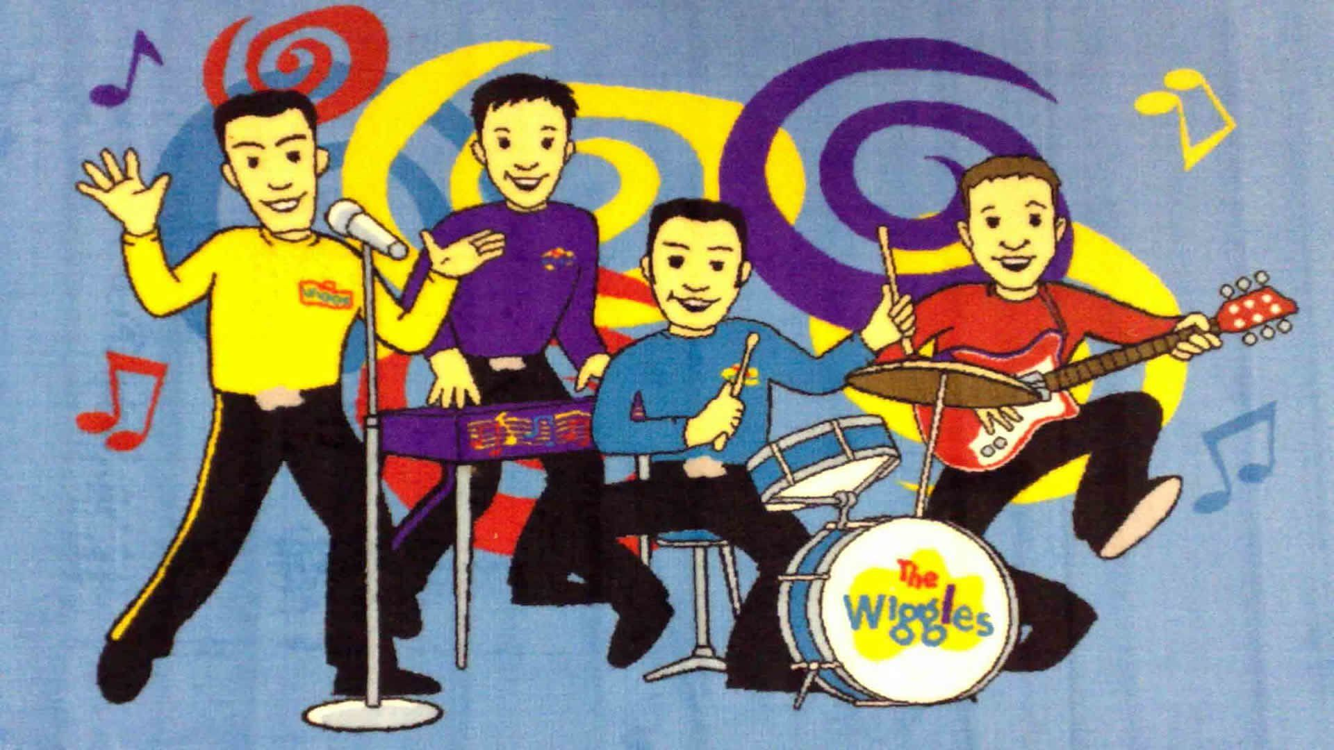The Wiggles: Space Dancing (2003) • movies.film-cine.com