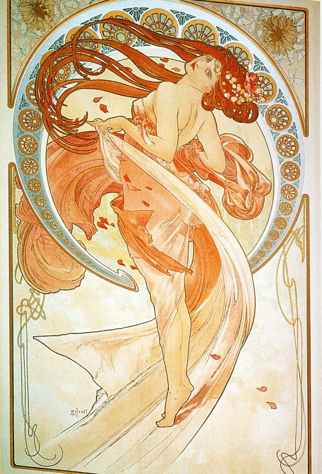 Alphonse Mucha Art Nouveau Wallpapers HD / Desktop and Mobile ...