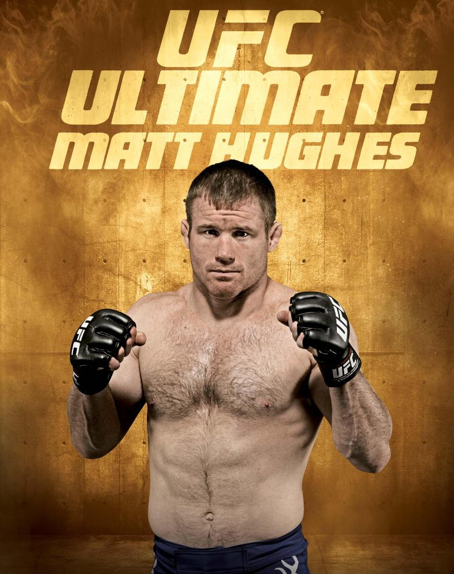WWE UFC Fighter Matt Hughes Photo