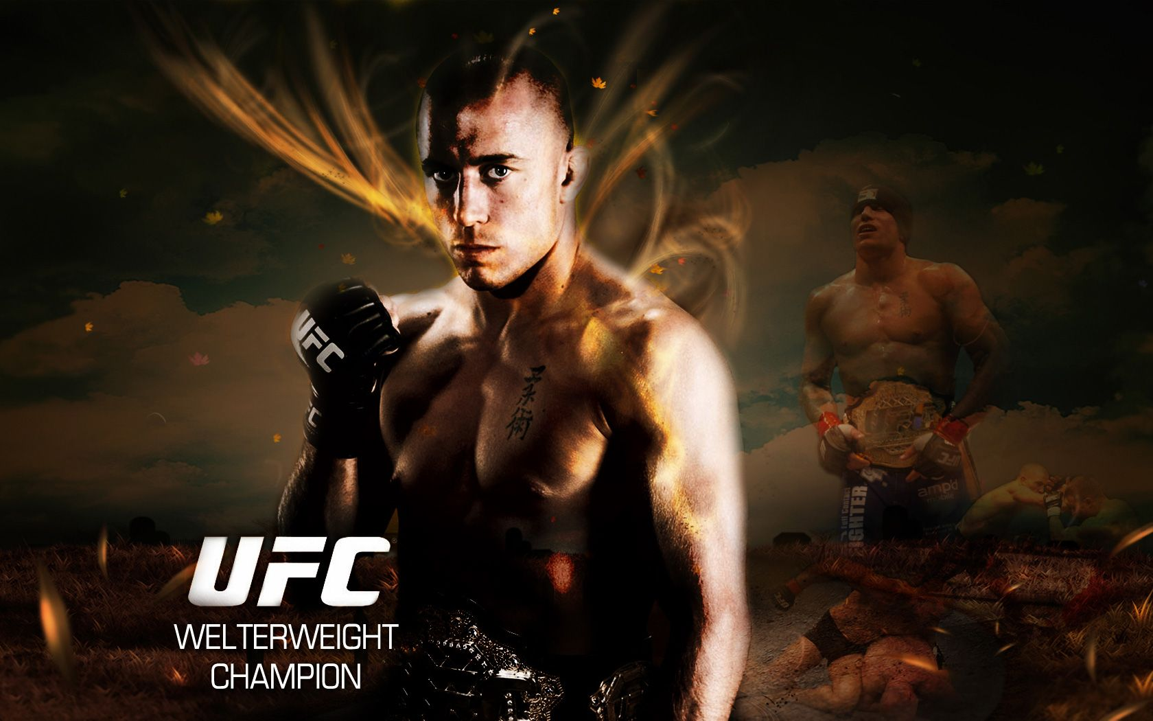 Anybody need a wallpaper? - Page 2 - Outside the UFC - UFC® Fight ...
