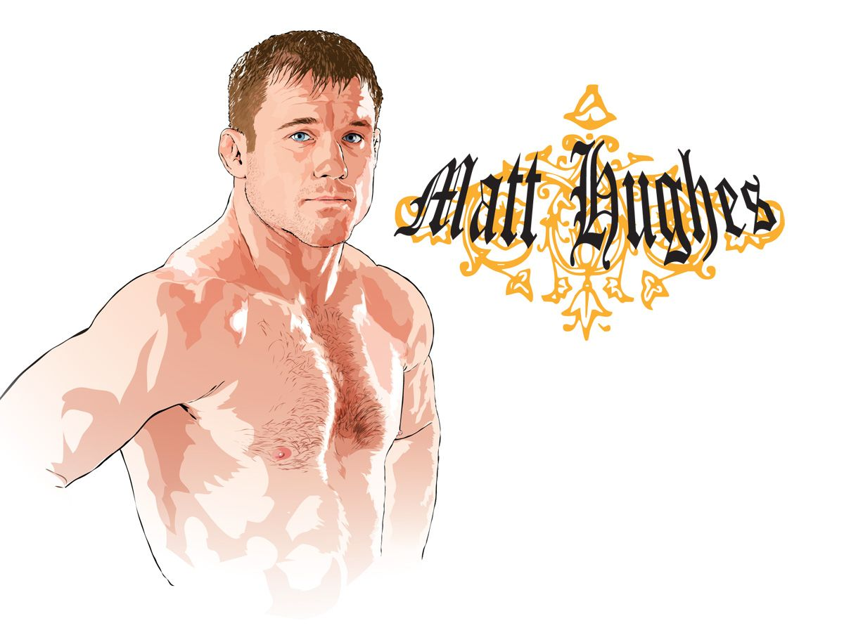 Matt Hughes - Vector Portrait by NMRosario on DeviantArt
