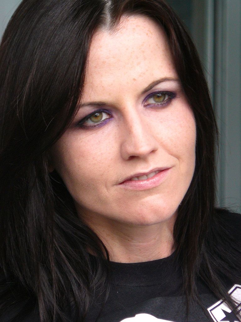 Dolores O'Riordan,the character more 'wonderful world ...