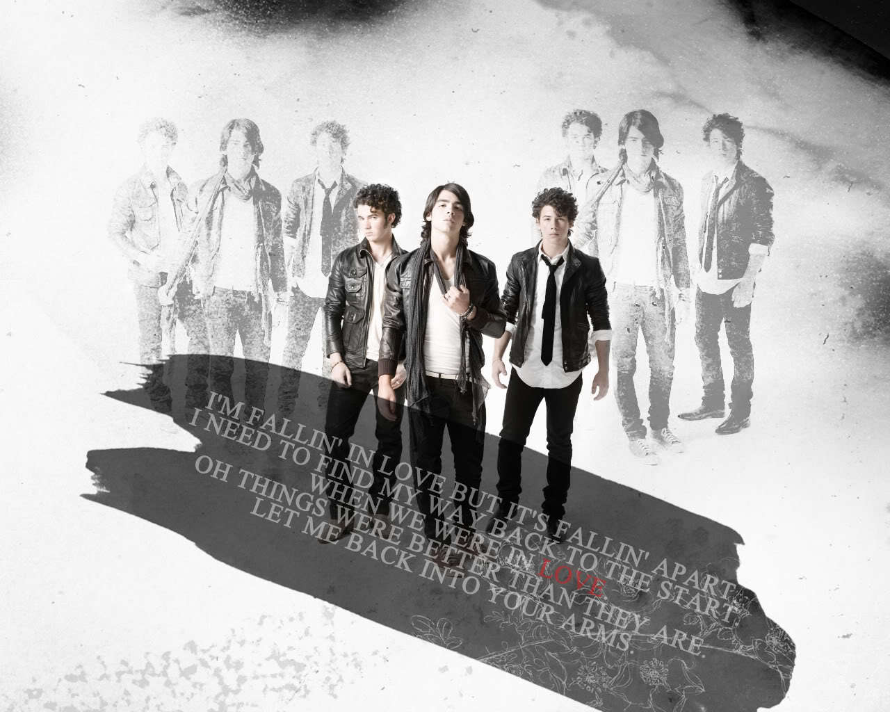 The Jonas Brothers Wallpaper Jonas Brothers Music (40 Wallpapers ...