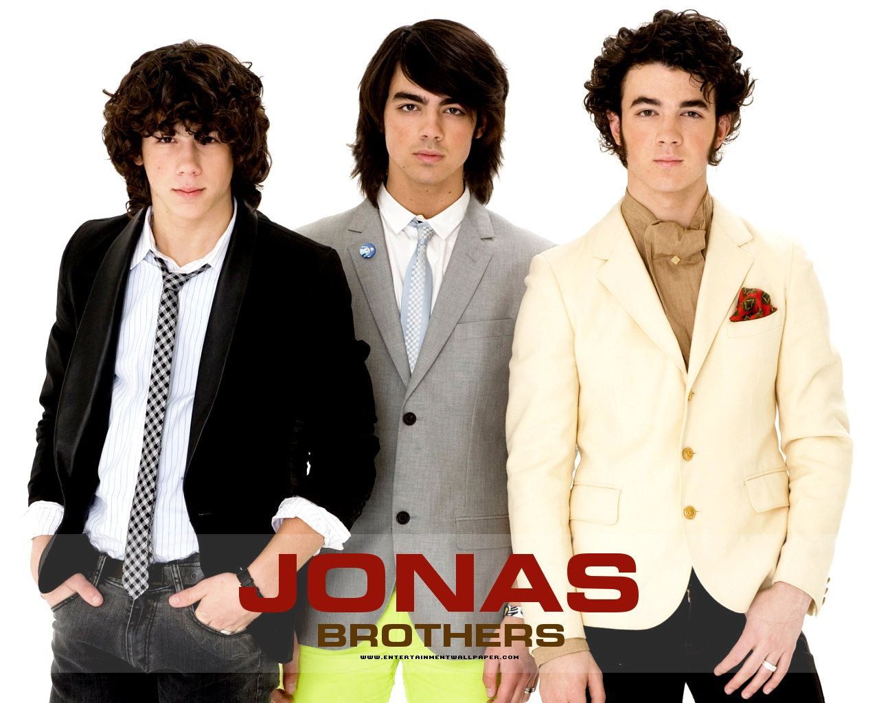 Jonas Brothers Wallpaper - #40014328 (1280x1024) | Desktop ...
